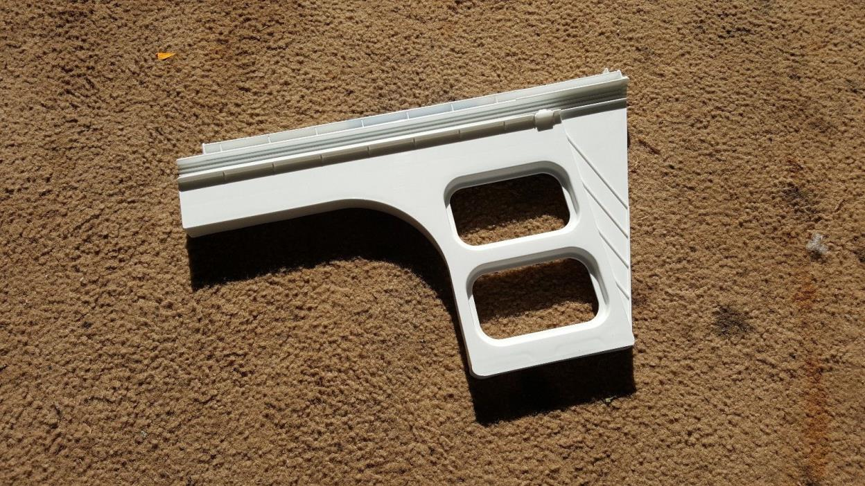 4980jj1008a LG refrigerator support rail - Preowned