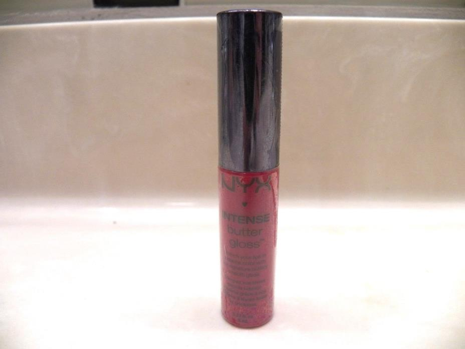 NYX Butter Gloss color BLG05 Apple Crisp New & Sealed