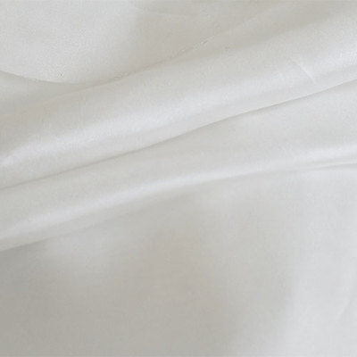Wholesale Snow White Lining Fabric China Silk/Habutae SPECIAL PROMOTION