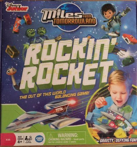 Disney Junior Miles From Tomorrowland To Rockin' Rocket Game Kids 4+