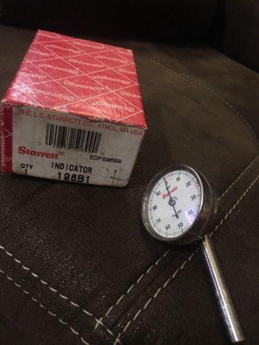 Starrett, Dial Test Indicator, 196B1