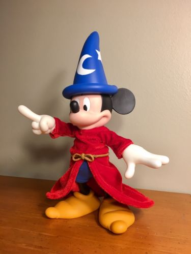 Medicom Disney Fantasia Mickey Mouse Miracle Action Figure MAF