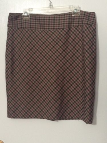 The Limited Skirt Sz 14