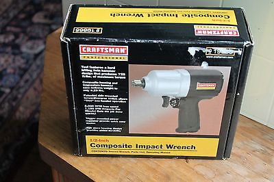 Craftsman Professional  1/2-in. Professional Composite Impact Wrench 919865