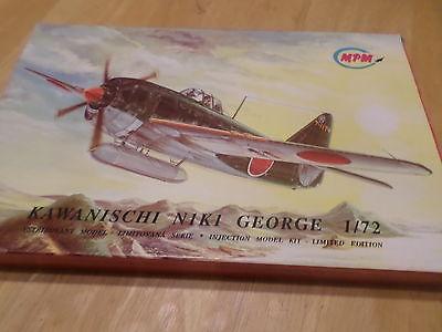 MPM 1/72 Kawanischi N1K1 George