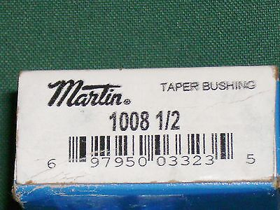 Martin Tapered Bushing 1008 1/2 100812 New