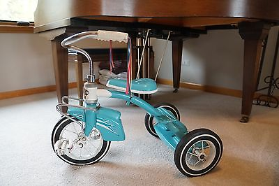 Vintage Western Flyer Tricycle, circa 1962-65