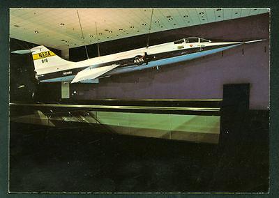 Lockheed F-104 STARFIGHTER Interceptor NASA Airplane Continental Postcard