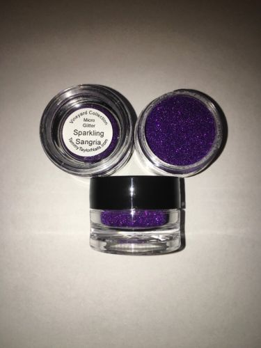 Tammy Taylor Dazzle Dust Micro Glitter Sparkling Sangria 3.5g