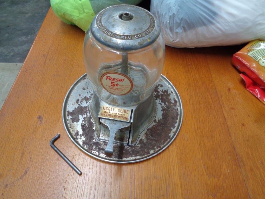Abbey Cash Tray 5 cent Breath Pellet, Small candies Vending Machine
