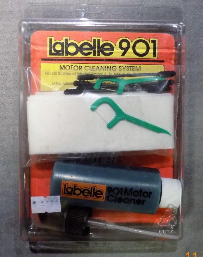 Labelle 901 Motor Cleaning System NIP