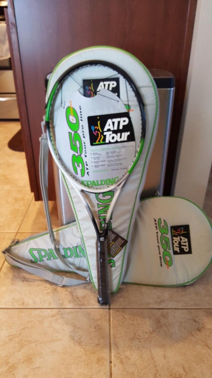 New ATP Tour Pro Line from Spalding 350 Long