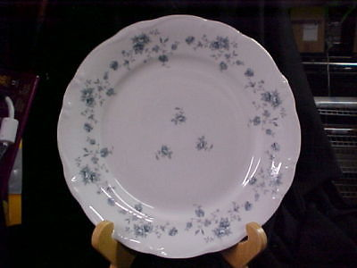 Johann Haviland Bavaria  Blue garland Dinner plate