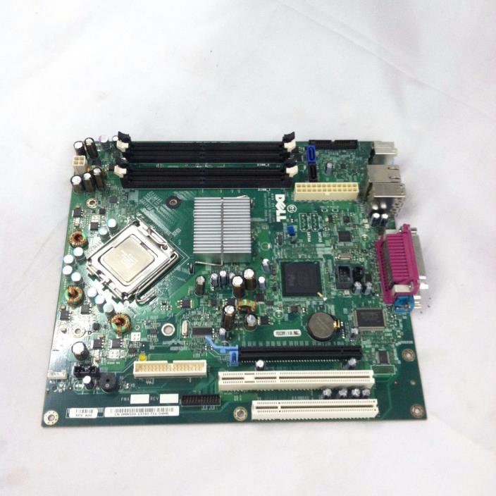 Dell Optiplex 745 Motherboad MM599 Intel Celeron 3.0Ghz
