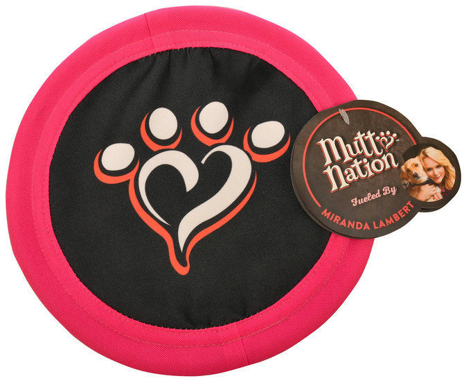MuttNation Disc Flyer