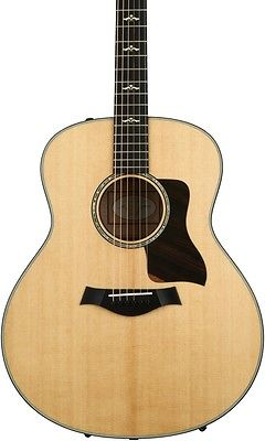 Wonderful Taylor 618e Grand Orchestra - Brown Sugar Stain