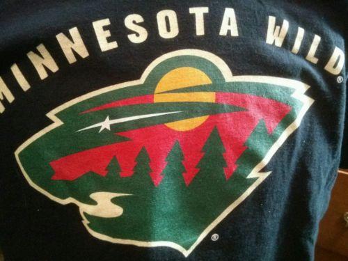 Minnesota Wild T-shirt Fan giveaway Chase Bank NHL