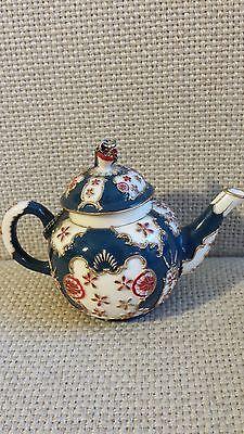 Small Decorative Cloisonne Teapot by Nini