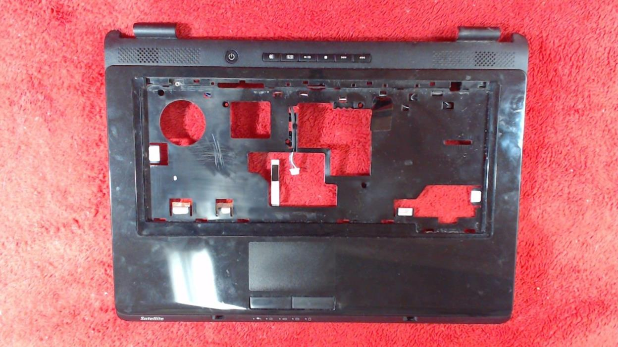 Toshiba Satellite L305 L305D Palmrest Touchpad V000130810 + TRIM/SPEAKERS (A63)