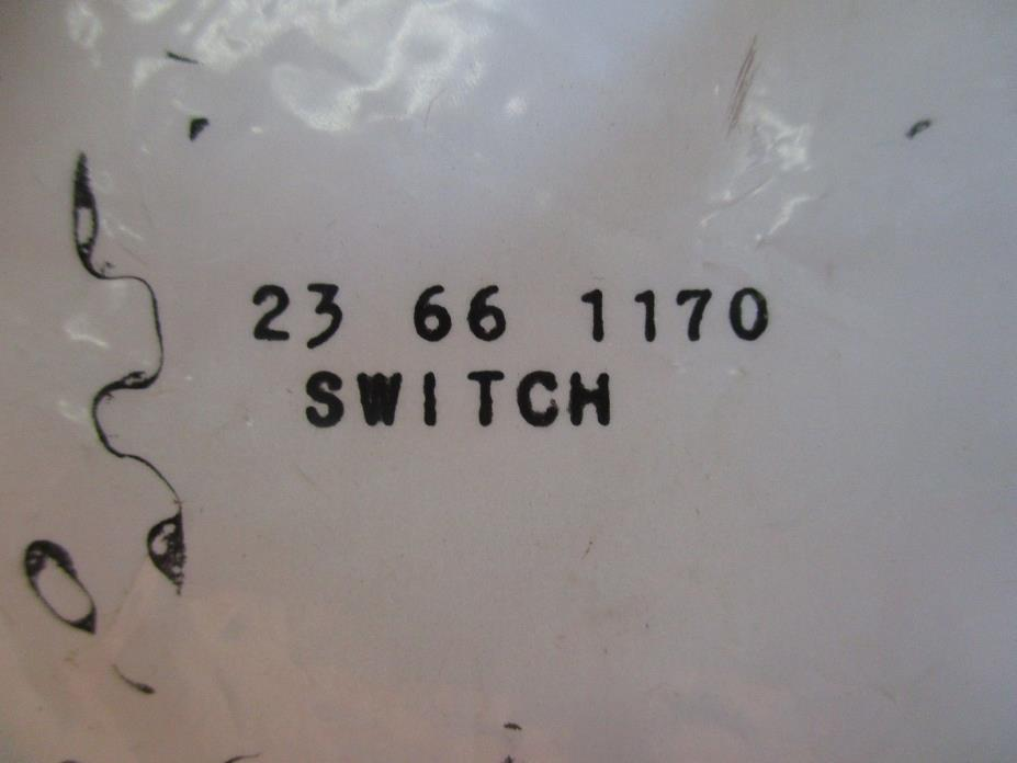 MILWAUKEE NIP SWITCH 23/66/1170 IN THE BAG SEALED