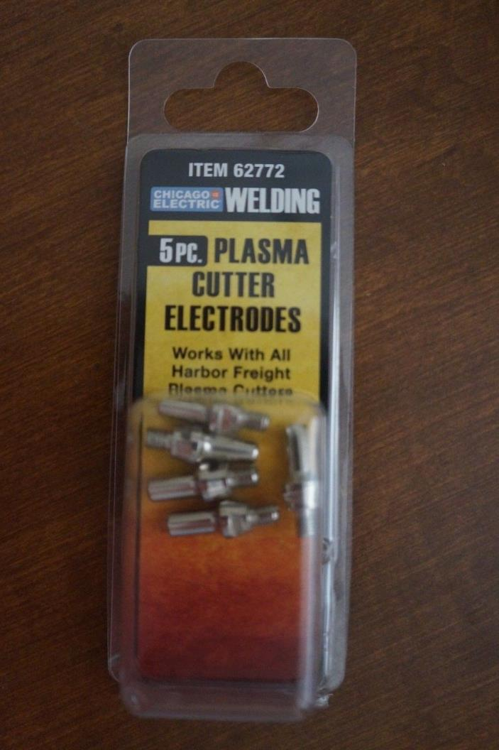 Chicago Electric 5 pc. Plasma Cutter Electrodes Item 62772
