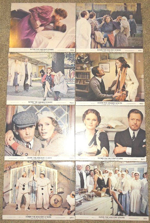 Down The Ancient Stairs Lobby Cards 1975 Original 11 X 14 Movie 8