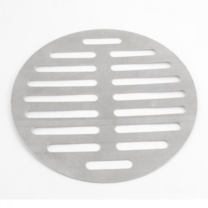 Stainless Steel Floor Strainer Drain Cover Bath Sink Filter 6 Inch
