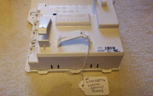 Kenmore washer control board part# W10110076