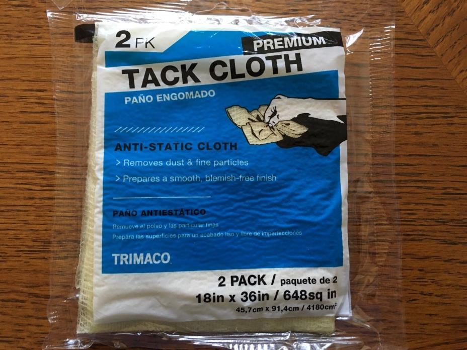 Trimaco PremiumTack Cloth 18