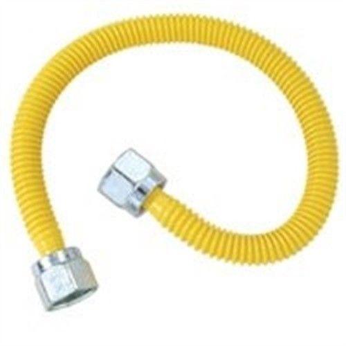 Gas Connector 5/8 Od Nut X 16