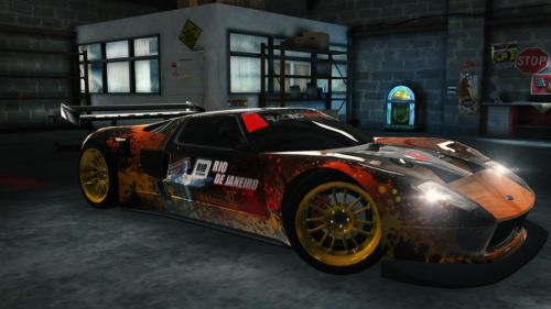 Racing Rivals Ford GTR