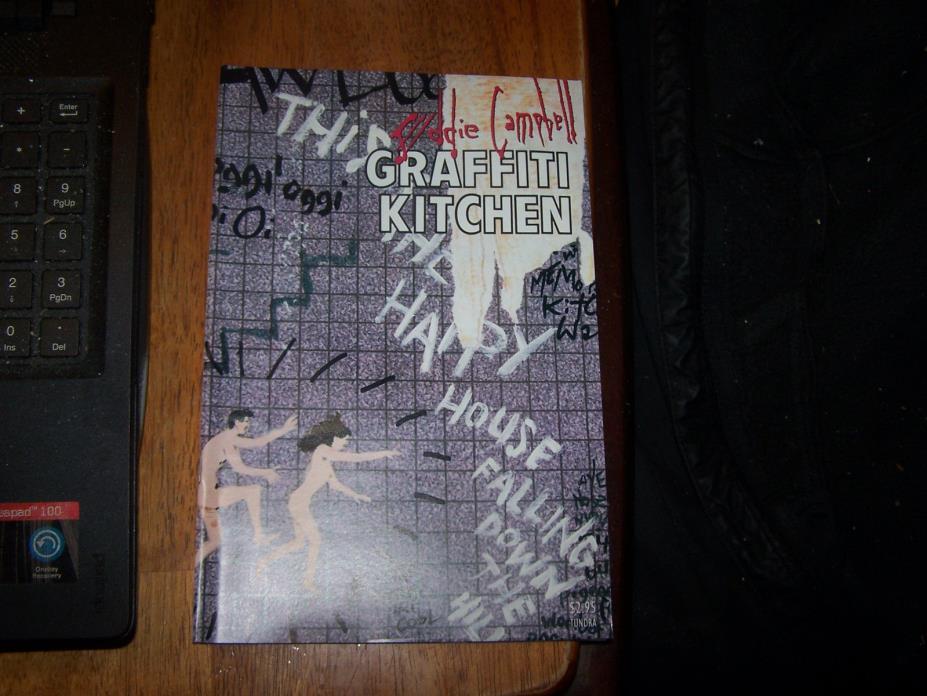 Eddie Campbell - GRAFFITI KITCHEN - 1993 Tundra Publishing Independent Comic