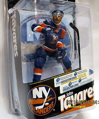 John Tavares, New York Islanders, McFARLANE Figure Series 24, New In Box