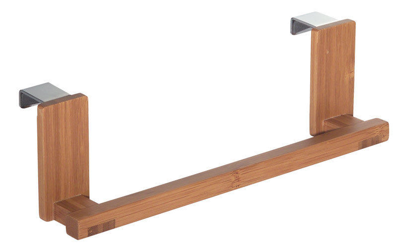 NEW! INTERDESIGN Formbu Over The Cabinet Towel Bar 9