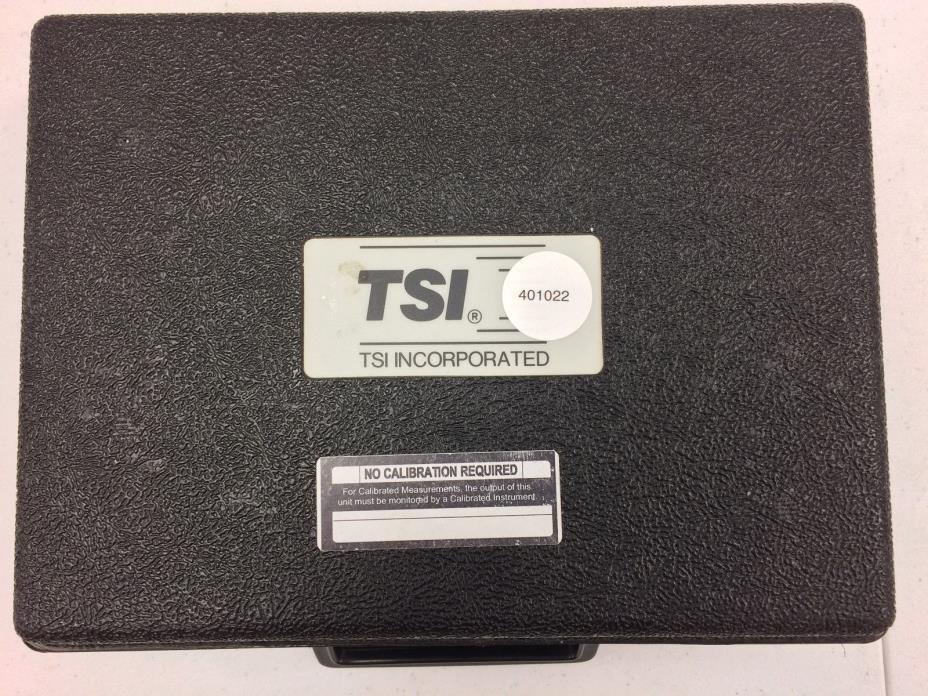 TSI 8320 Velocicheck - Rev C Velocity Meter