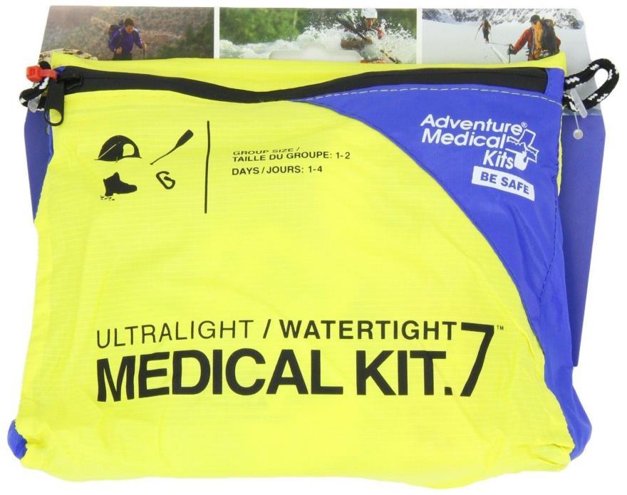 Adventure Medical Kits Ultralight and Watertight .7 Medical Kit Outdoors NEW