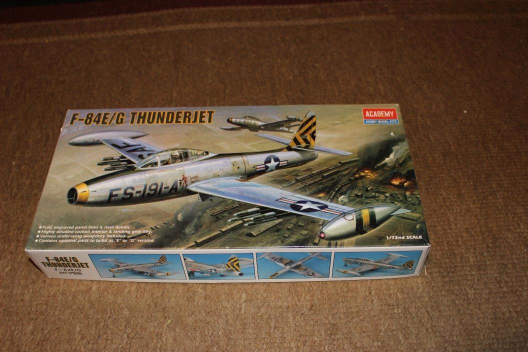 Academy 1/72  F-84E/G Thunderjet