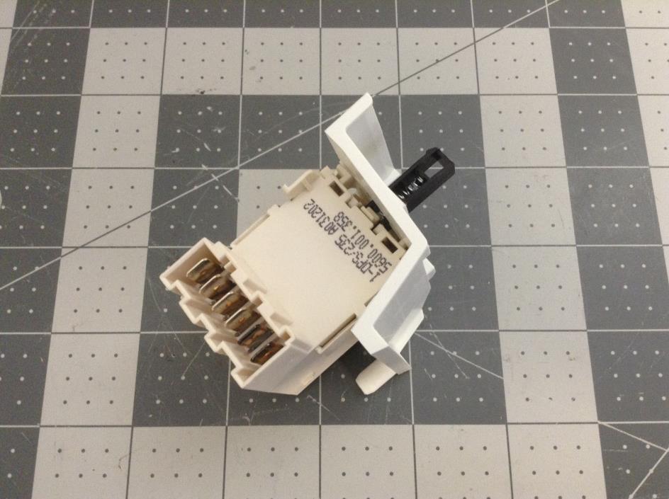 Bosch Dishwasher On-Off Switch 165886 00165886