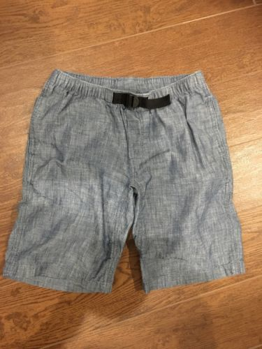 Euc Gap Kids Boys Demin Shorts Size large (L) 10