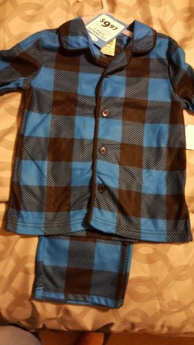 Boys Pajama Set XS