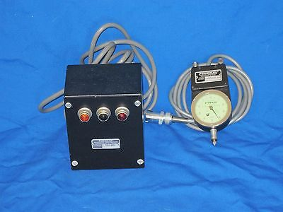 Federal Electricator Dial Indicator and Display Unit