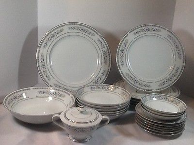 FINE CHINA OF JAPAN PATTERN ROCHELLE  #5111