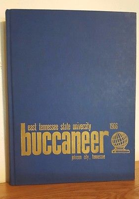 1966 East Tennessee State University Yearbook