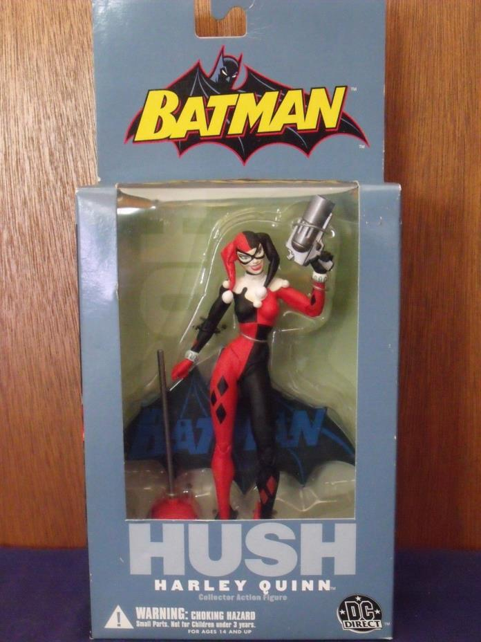 DC Direct Batman Hush Harley Quinn Collector Action Figure
