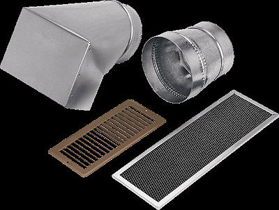 Broan Range Hood PM390 Power Pack Optional Non-Duct Kit