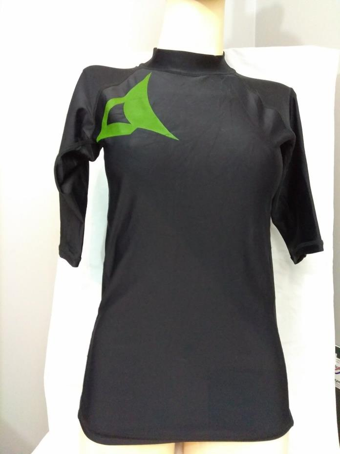 LOT of 6 Rash Guards 1/2 Sleeve FEW SURF UNISEX Sm&Md- New! Surfing Surf Surfer
