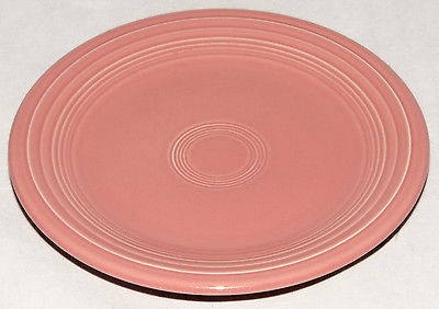 HOMER LAUGHLIN Fiesta - Pink Rose - SALAD PLATE - 7 1/4