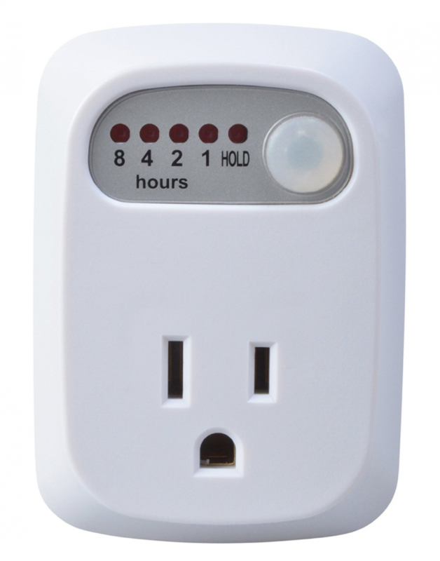 Woods 50030WD Indoor Countdown Timer, 1-Outlet Grounded