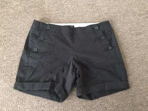 J.Crew Black Chino Shorts 4
