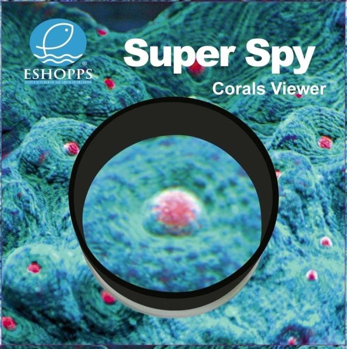 Eshopps Super Spy - Coral Viewer - Medium 6 Inch Diameter Aquarium Reef